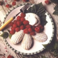 Image of Almond Rice Madeleines Recipe, Group Recipes