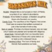 Image of American Blessings Mix Recipe, Group Recipes