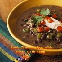 Image of Anniez Orgasmic Black Bean Soup Recipe, Group Recipes