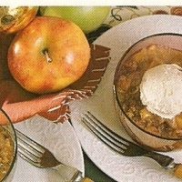 Image of Apple Crunch Recipe, Group Recipes