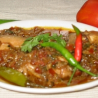 Image of Achari Chicken Curry Tangy Indian Chicken Recipe, Group Recipes