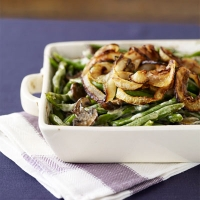 Image of A New Lighter Version Green Bean Casserole Recipe, Group Recipes