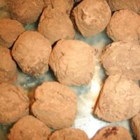 Image of Amaretto Truffles Recipe, Group Recipes