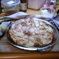 Image of Apple Pancake Recipe, Group Recipes