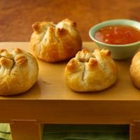 Image of Asian Pork Dumplings Recipe, Group Recipes
