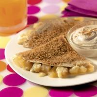 Image of Apple Cinnamon Breakfast Quesadillas Recipe, Group Recipes