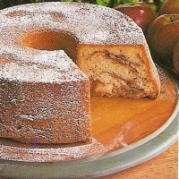 Image of Adams County Apple Cake Recipe, Group Recipes