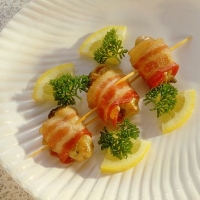 Image of Angels On Horseback Recipe, Group Recipes