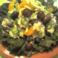 Image of Aunt Lindas Chicken Salad Recipe, Group Recipes