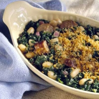 Image of Autumn Spinach And Italian Sausage Casserole Recipe, Group Recipes