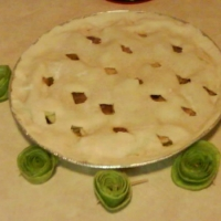 Image of Apple Tart Pie Recipe, Group Recipes