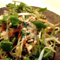 Image of Asian Sprout Salad Recipe, Group Recipes