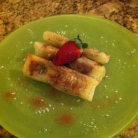 how to make turon filipino dessert