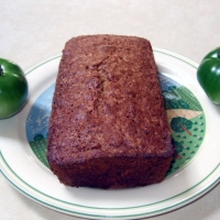 Image of Green Tomato Bread Or Anything Green Bread Recipe, Group Recipes