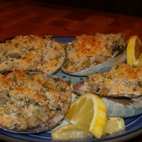 Stuffed Cherrystone Clams Recipe