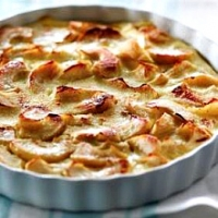 Image of Apple Clafouti Recipe, Group Recipes
