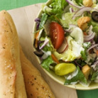 Image of Almost-famous Garden Salad Recipe, Group Recipes