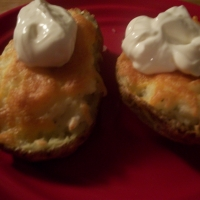 Image of Awesome Twice Baked Potatoes Recipe, Group Recipes
