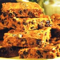 Image of Applesauce-raisin Snack Cake - Diabetic Recipe, Group Recipes