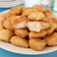 Corn flakes coating mix for fish or poultry recipe for Fish batter shaker