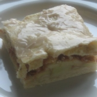 Image of Apple Pastry Squares Recipe, Group Recipes