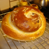 Image of Aunt Lillys Challah Bread Recipe, Group Recipes