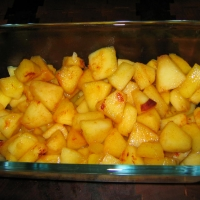 Image of Apple Pie Without The Pie Recipe, Group Recipes