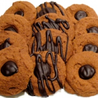 Mud Puddle Chocolate Cookies Recipe