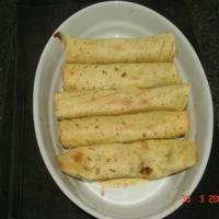 Image of Apple Burrito Recipe, Group Recipes