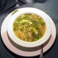 Image of Antique Mexican Soup 1857 Recipe, Group Recipes