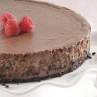 Fudge Truffle Cheesecake Recipe