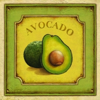 Image of Avocado And Cucumber Salad Recipe, Group Recipes