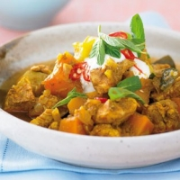 Image of Autumn Chicken Stew Recipe, Group Recipes