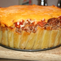 Taco Pie In A Springform Pan Recipe
