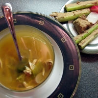 Image of Atkin's Chinese Style Soup Recipe, Group Recipes