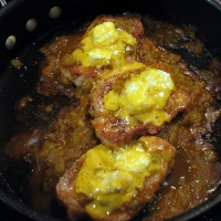 Image of Atkins Cheese N Chili Chops Recipe, Group Recipes