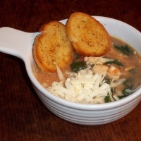 Image of All American Club Soup Recipe, Group Recipes